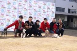 (左から)はりけ~んず、山田花子、COWCOW善し、レイザーラモンRG、フットボールアワー岩尾望