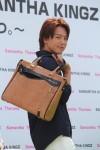 新CMお披露目イベントに出席したTAKAHIRO