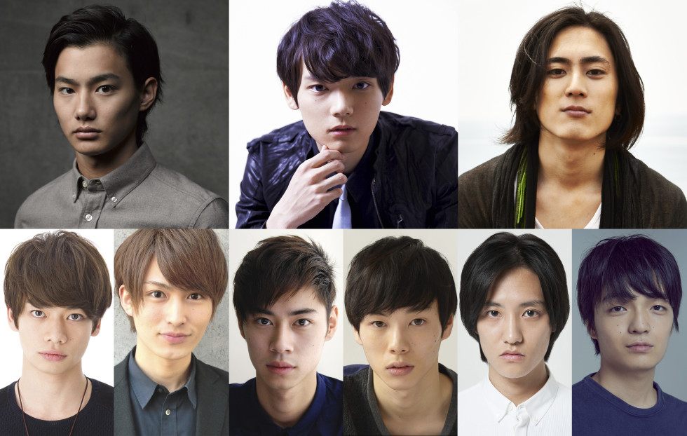 『ライチ☆光クラブ』の出演者たち
