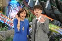 司会を務める八木亜希子(左)とウエンツ瑛士