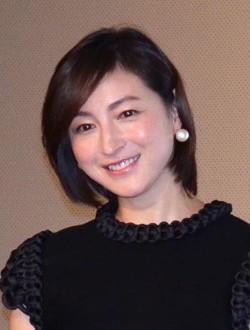 イベントに出席した広末涼子