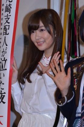 初監督を務めたHKT48の指原莉乃