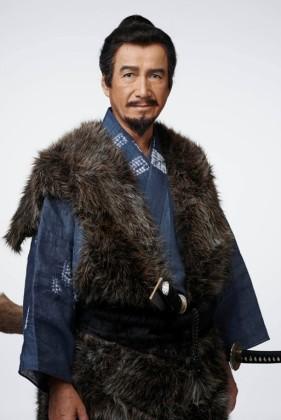 真田昌幸を演じる草刈正雄