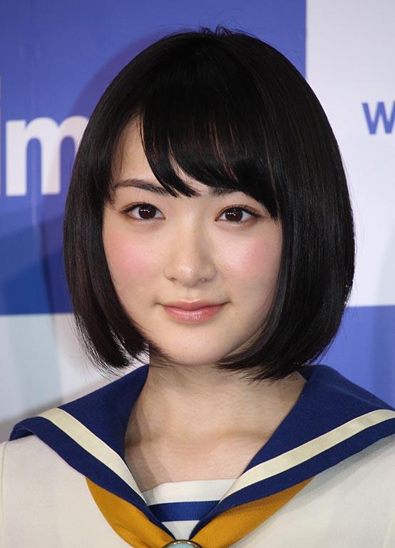 続編製作決定に笑顔を見せた生駒里奈