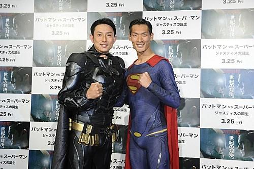 バットマン川崎宗則とスーパーマン槙野智章が自身の憧れのヒーローを語る 画像1