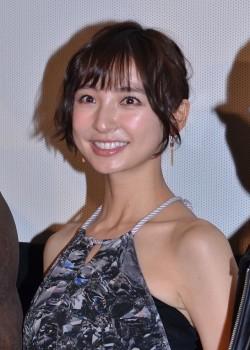 三池監督の大ファン、篠田麻里子