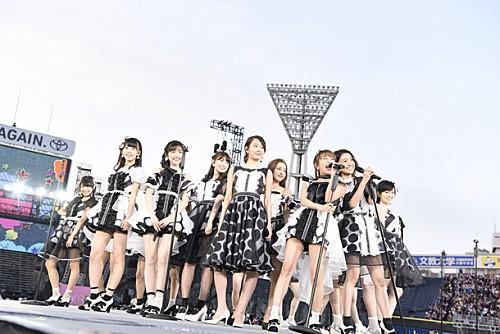 AKB48 高橋みなみ卒業コンサート 前田敦子ら新旧メンバー駆けつける「ここにいるメンバーにAKB48の未来を託します」 画像1