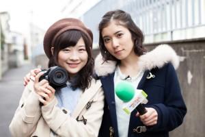 伊藤沙莉(左)と松岡茉優 (C)『その「おこだわり」、私にもくれよ!!』製作委員会