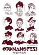 METAFIVE 、岡村靖幸、ユースケ・サンタマリアらの似顔絵Tシャツ、【オトナの!フェス】で販売決定 画像1