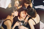 ノンスタ井上が超絶モテ・イケメンに扮する、メーガン・トレイナー新曲「NO」の日本独自MVが公開! 画像1