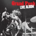 Grand Funk Railroad『Live Album』のジャケット写真 (okmusic UP's)