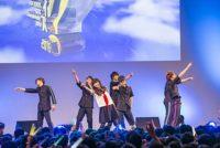 イケメングループ・超特急 学ラン衣装でパフォーマンス!! 高校生クイズの応援で永野とコラボも!? 画像1