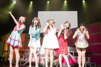 お人形アイドル・Doll☆Elements 早ナマ着替えや進化したライブパフォーマンスが『EXシアターTV Live』でオンエア 画像1