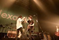 [Alexandros] 「シンパシーを感じました」英バンド・Blossomsと2マン開催! オアシス「Wonderwall」コラボ披露も 画像1