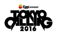 【TOKYO CALLING 2016】タイムテーブル発表、Northern19/KEYTALK/フレデリックらがトリ 画像1