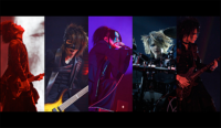 the GazettE 初ハロウィンライブ開催! 代々木体育館でのライブDVD/Blu-rayも発売 画像1