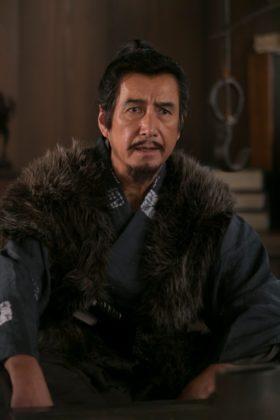 真田昌幸役の草刈正雄