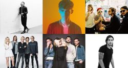 """今夏来日したアーティストたちが選ぶ""""究極の夏の1曲""""~マックスウェル、アレッソ、R5、トロイ・シヴァン 画像1"""