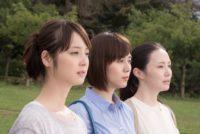 (左から)佐々木希、比嘉愛未、ミムラ(C)2016「カノン」製作委員会