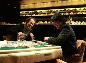 福山雅治(右)と共演したリリー・フランキー (C) 2016映画「SCOOP!」製作委員会