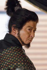 後藤又兵衛役の哀川翔
