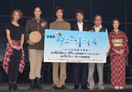 (左から)AKANE LIV、悠未ひろ、水田航生、柄本時生、ベンガル、剣幸