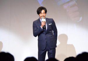 イベントに出席した大谷亮介