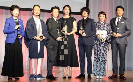 「第45回 ベストドレッサー賞」の受賞者たち