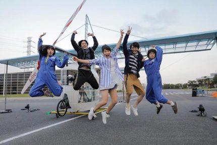 『トリガール!』は2017年9月、全国ロードショー