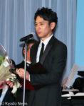 『怒り』『ミュージアム』などに出演して助演男優賞を受賞した妻夫木聡