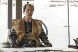 徳川秀忠役の星野源