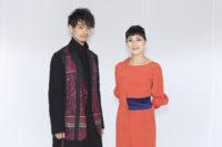 斎藤工(左)と板谷由夏