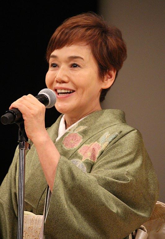 主演女優賞を受賞した大竹しのぶ