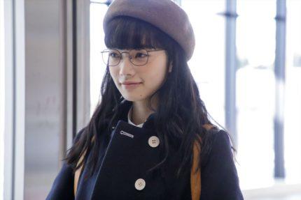 警視庁庶務係の瞳を演じる小松菜奈