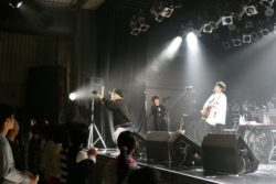 2月19日@札幌PENNY LANE 24 (okmusic UP's)
