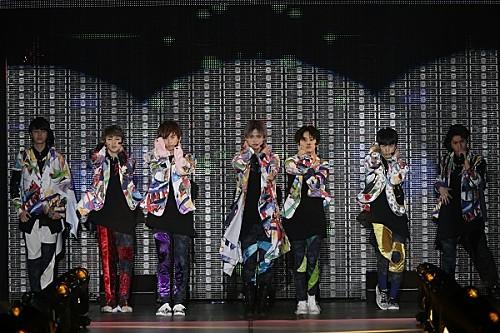 超特急、【KANSAI COLLECTION】で新曲初披露 画像1