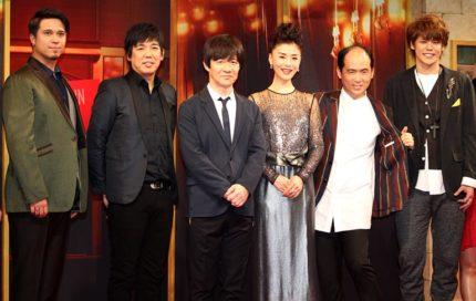 レッドカーペットに登場した日本語吹き替え版の声優たち