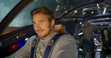 Guardians Of The Galaxy Vol. 2..Peter Quill/Star-Lord (Chris Pratt)..Ph: Film Frame..©Marvel Studios 2017