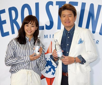 藤本美貴(左)とヒロミ