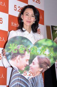 イベントに出席した木村佳乃