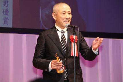 『続・深夜食堂』で主演男優賞を受賞した小林薫