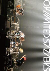 Blu-ray&DVD『LIVE AT NIPPON BUDOKAN』 (okmusic UP's)